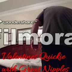 Valentine's Day Quickie - Penetration Or Hardcore, Brunette, Blowjob, Big Tits, Wife/Wives