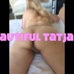Beautiful Tatjana - Big Tits, Blonde, Cumshot, Pussy Licking