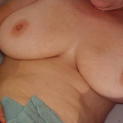 Large tits of my wife - kimstiger