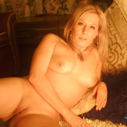 My Wife By The Glow Of A Fire - Shaved, Big Tits, Wife/Wives