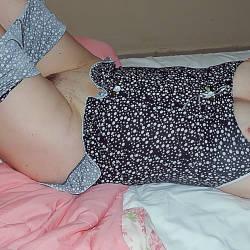 Medium tits of my wife - ParisBlonde