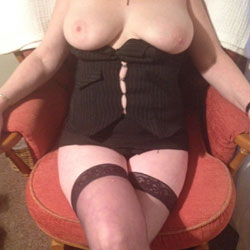Wife Flashing Her Tits For Guys To See - Lingerie, Big Tits, Wives In Lingerie, Flashing Tits
