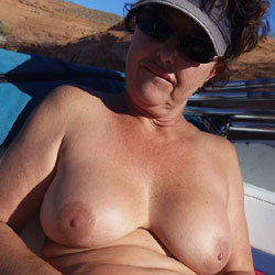 Valentine's Pink For My Fans - Big Tits, Outdoors