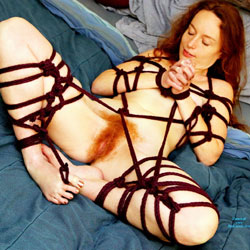 Waiting To Be Used - Redhead, Bush Or Hairy