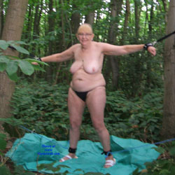 Susan Outdoors - Nature, Mature, Big Tits, BBW