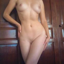 My small tits - Antonela