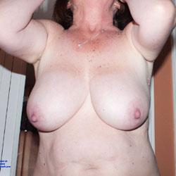 Fiona's Tits - Big Tits, Natural Tits