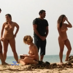 What I Saw On This Thailand Beach - Beach Voyeur