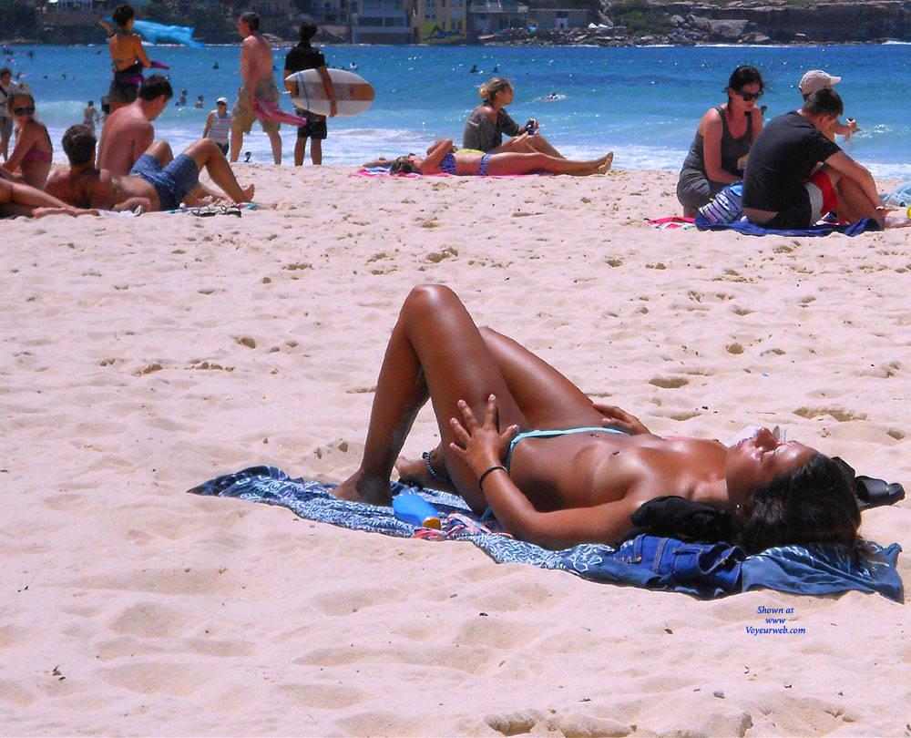 Phrase... Sydney beaches girls consider, that