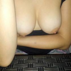Large tits of my wife - mywife