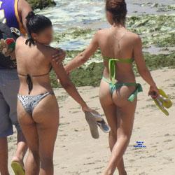 Couples In Olinda Beach - Beach Voyeur, Bikini Voyeur