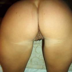 My wife's ass - Sexy Christi