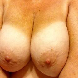My very large tits - Oyster gal