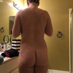 My wife's ass - Terri