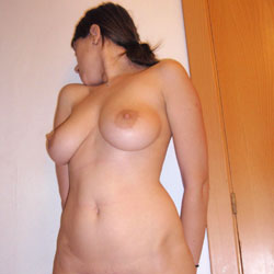 Wife - Big Tits, Brunette, Shaved, Wife/Wives