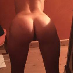 A co-worker's ass - Michi