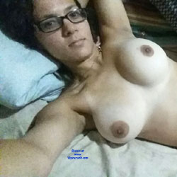 Ashley Nude Selfie - Big Tits, Bush Or Hairy