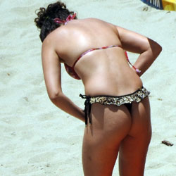 Delicious Wife From Recife City - Beach Voyeur, Bikini Voyeur