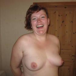 Small tits of my girlfriend - Linda