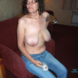 Kathy - Mature, Brunette, Big Tits, Wife/Wives