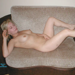 Relaxing In The Lounge !! - Big Tits