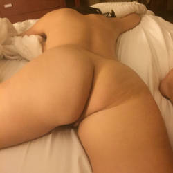 My girlfriend's ass - Jennifer
