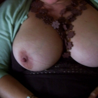 My very large tits - miss E