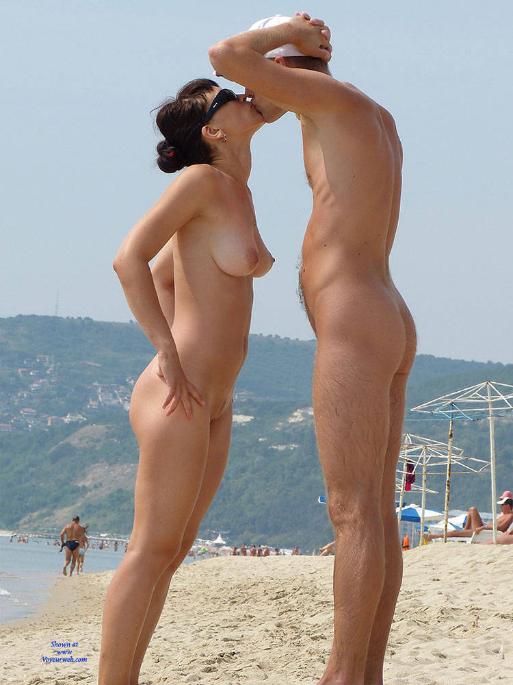 Nudist couple hard