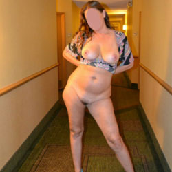 LA Quinta Fun - Big Tits, Public Exhibitionist, Public Place