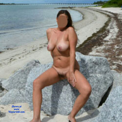 Fun Beach Time! - Beach, Big Tits