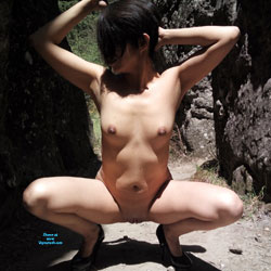 Welcome Spring - Shaved, Nature, High Heels Amateurs, Wife/Wives