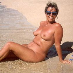 My Wife Debbie - Beach, Big Tits, Wife/Wives