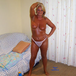 Nude And Topless - Big Tits