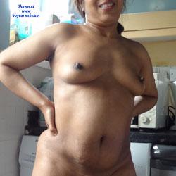 Cida - Big Tits, Shaved