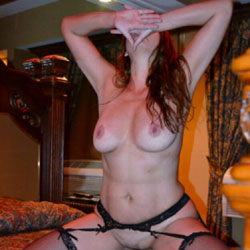 Executive Hotel Fun - Big Tits, Lingerie