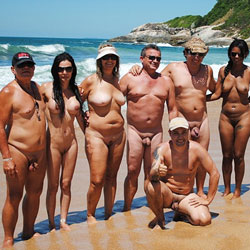 Tambaba Beach III - Beach, Nature, Nude Amateurs