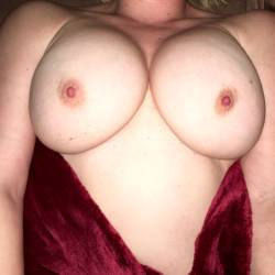 My large tits - Allie