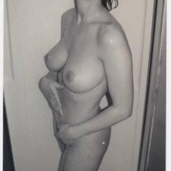 Medium tits of my wife - Jenna