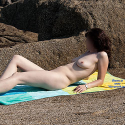 On The Rocks - Big Tits, Wife/Wives