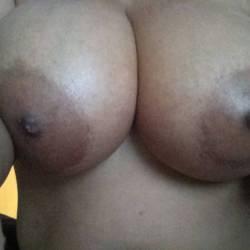 My large tits - Pretty Clit