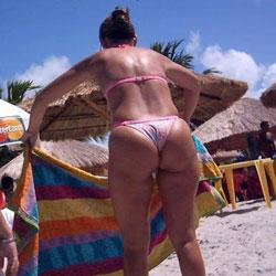 Itamaraca Island - Beach Voyeur, Bikini Voyeur