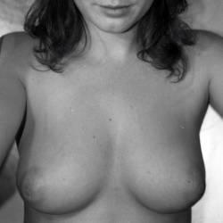 Large tits of my ex-girlfriend - Sarah
