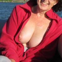 Perfect Nipples - Brunette, Big Tits, Mature