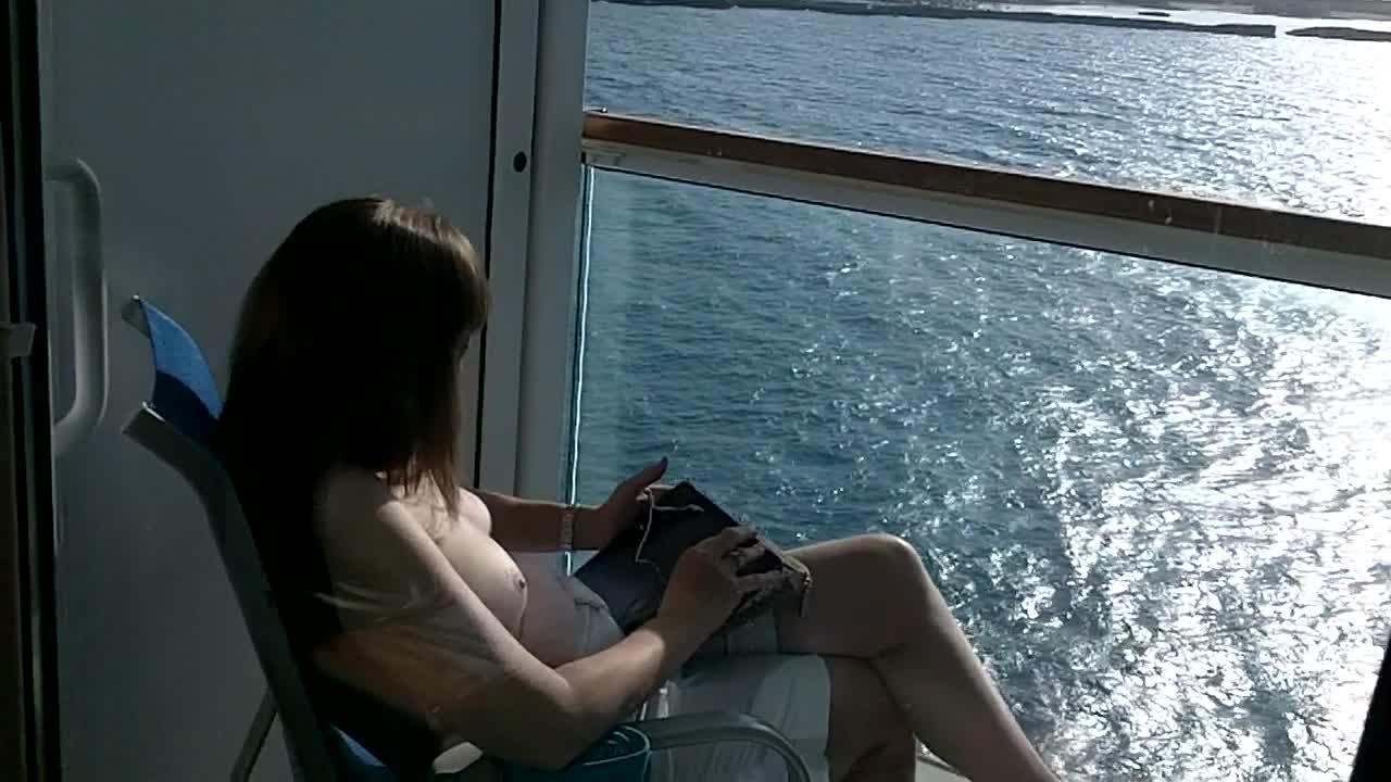 pics Voyeur cruiseship
