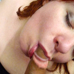 Blowing And Showing A Little More Of Me - Blowjob, Close-Ups
