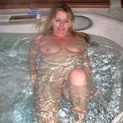 Hot Tub - Big Tits