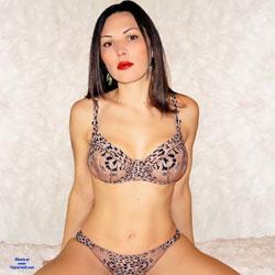 Sexy - Brunette, Lingerie