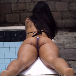 Motel In Recife City, Brazil - Brunette