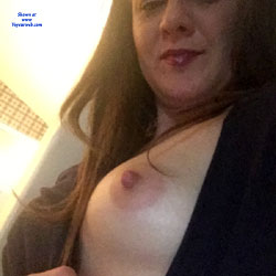 Sexy Private Photo  - Big Tits, Hard Nipples