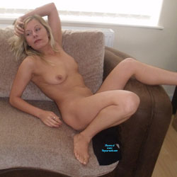 In My Hold Ups !! - Blonde, Firm Ass, Lingerie